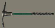 Green Pickaxe