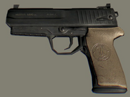 Composite German Pistol