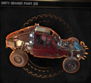 Dirty Orange