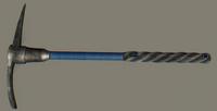 Blue Pickaxe