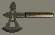 Legendary Medieval Throwing Axe