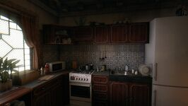 Dying Light Kitchen