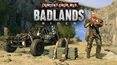 Dying Light Content Drop 10 - Badlands Rider