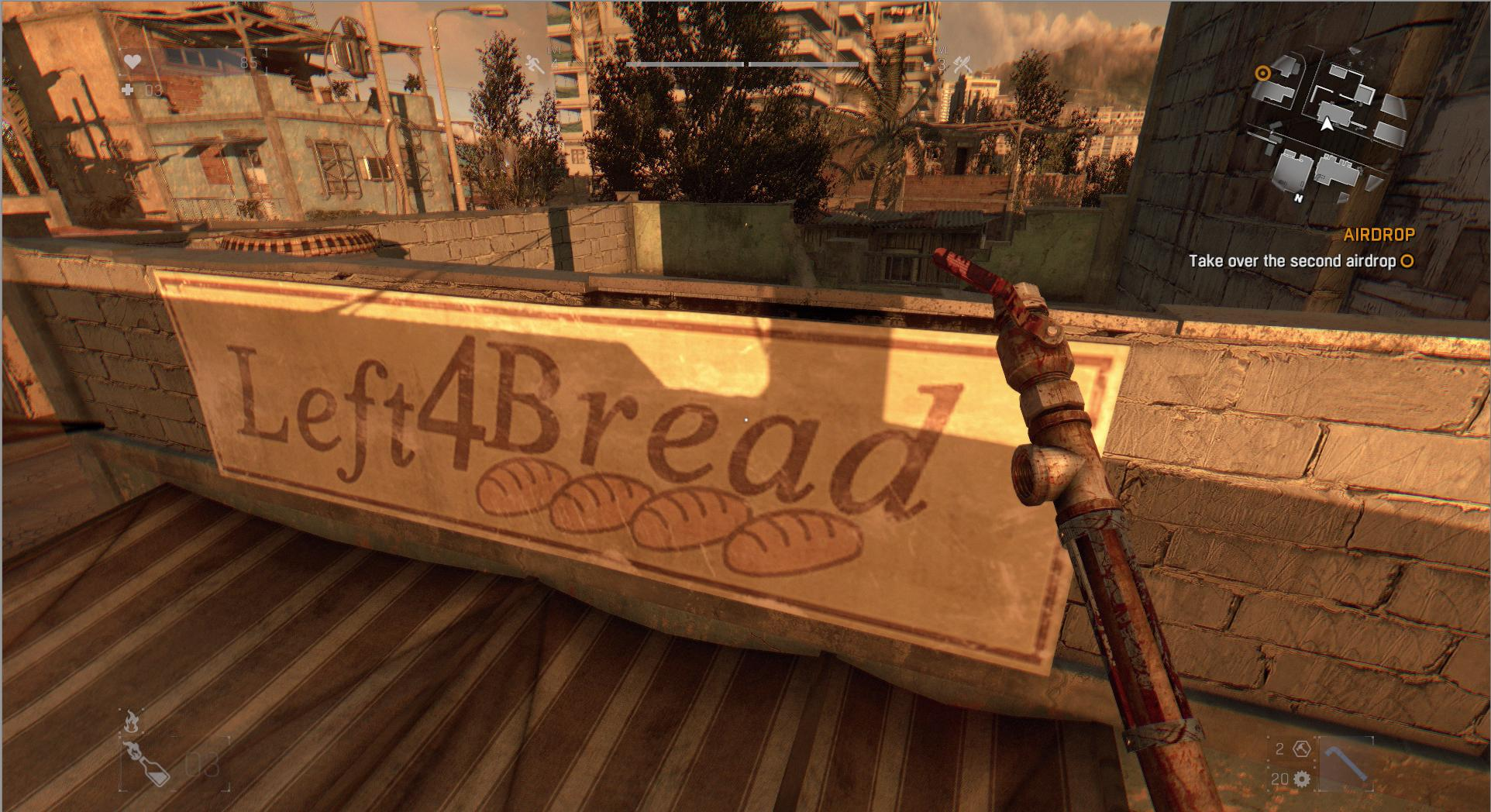 Easter eggs dying light wiki fandom powered by wikia malvernweather Gallery