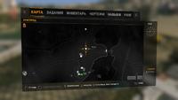 Dying Light Камень 12 map1