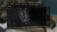 Dying Light Флаг 6 map