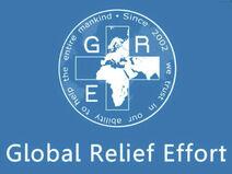 Global Relief Effort logo