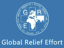Global Relief Effort logo