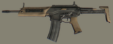 Advanced Military Rifle 2