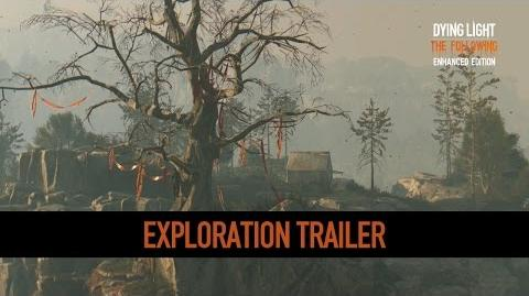 Dying Light The Following Enhanced Edition - Exploration Trailer