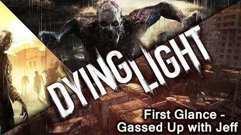 Dying Light Gassed Up Side Quest