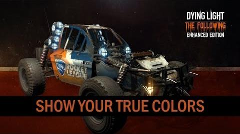 Dying Light & Rocket League Collaboration