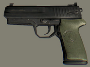 Composite German Pistol 2