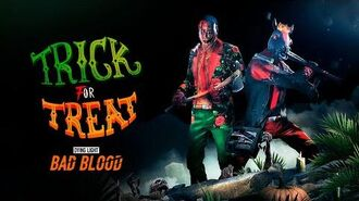 Dying Light Bad Blood - Trick (F)or Treat The Halloween Event
