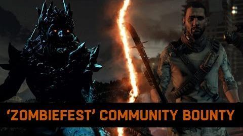 Dying Light - Zombiefest Community Bounty 4