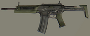 Advanced Military Rifle