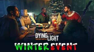 Dying Light - Super-Crane saves Christmas in Dying Light's Winter Event