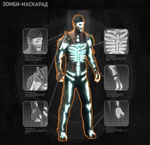 Зомби-маскарад