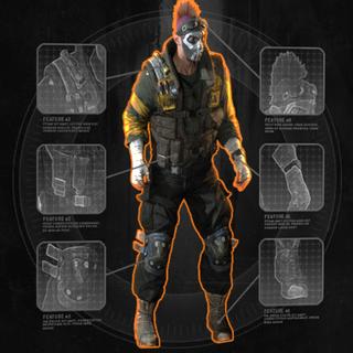 Rais Killer Outfit