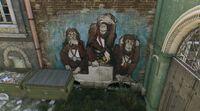 DL три обезьяны