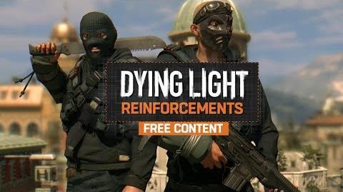 Content Drop - Reinforcements OUT NOW Trailer