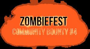 Logo zombiefest