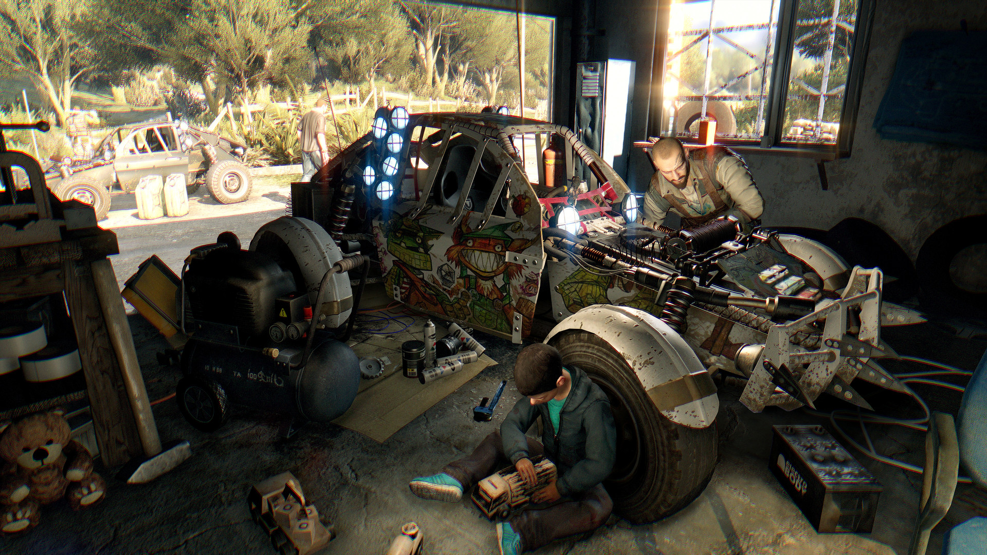 Buggy dying light wiki fandom powered by wikia the following 6 malvernweather Choice Image