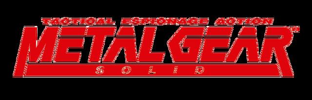 File:Metal Gear Solid Logo.png