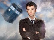 THE DOCTOR & TARDIS