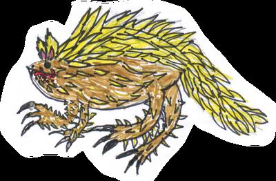 Golden quillback