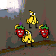 Eat your fruits by retro guy-d8w1zpu
