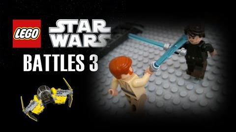 Lego Star Wars Battles 3