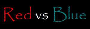Red vs Blue S1 logo