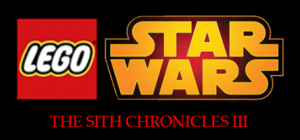 Lego Star Wars The Sith Chronicles III Logo