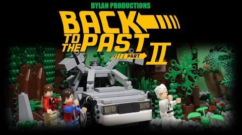 LEGO Back to the Past Part II (Stop-Motion)