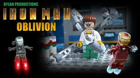 Lego Iron Man Oblivion (Stop-Motion)