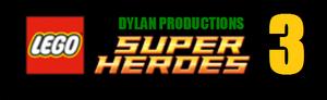 Lego Superheroes 3 logo