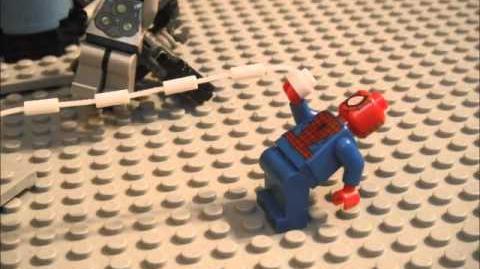 Lego Spider-Man Extermination
