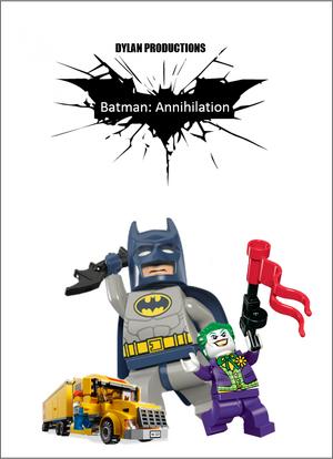Lego Batman Annihilation Poster