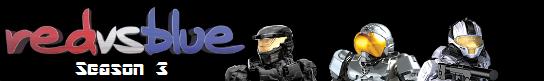 Red vs Blue Season 3 Banner