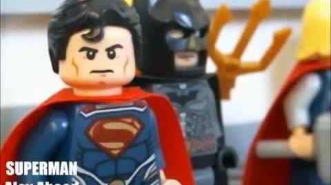 Lego Superheroes 2 Featurette