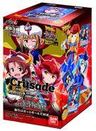 Dynamic Crusade Episode Booster Pack Robot Girls Z