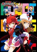 Robot Girls Z Plus DVD
