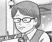 Tatsuhiko Dan in Geki-Man!