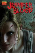 Jennifer Blood 36 Cover