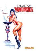 Art of Vampirella Cover