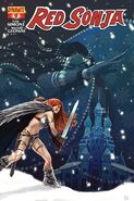 Red Sonja vol 2 09 Cover B