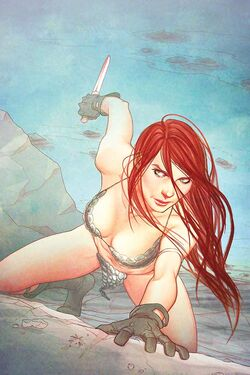 Red Sonja vol 2 09 Cover G