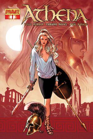 Athena 01 Cover A