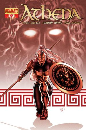 Athena 04 Cover A